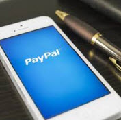 PayPal wallet app