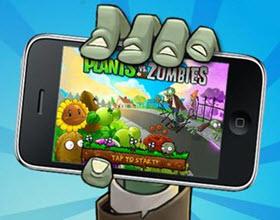 Plants Vs Zombies mobile