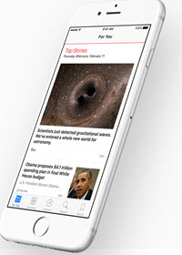 Apple News App