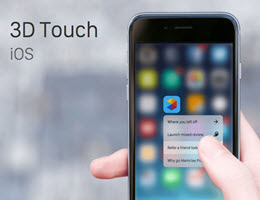 iPhone's 3D Touch