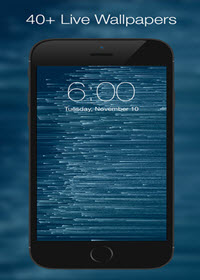 iPhone Live Pictures and Wallpapers