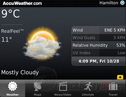 AccuWeather App1