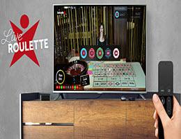 Live Apple T.V App Roulette App