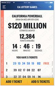 Auto Lotto app